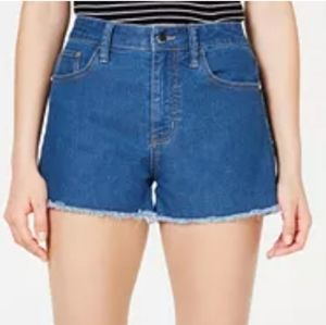 Denim shorts by Tinseltown